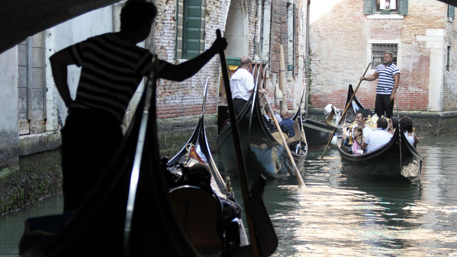 VIDEO. A Venise, les habitants ne supportent plus les touristes qui ...