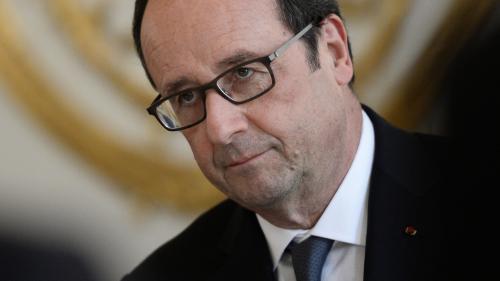 INFO FRANCEINFO. 80% des Français pensent que François Hollande doit renoncer à se présenter, selon un sondage