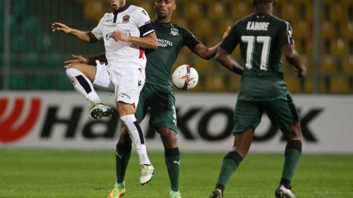 Ligue Europa : Krasnodar corrige Nice (5-2)