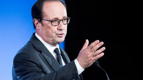 INFO FRANCEINFO. François Hollande va réduire les privilèges des futurs ex-présidents