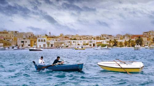 Lampedusa dans la focale du documentariste Gianfranco Rosi