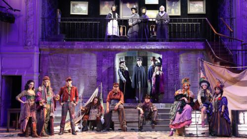 Les secrets de la comédie musicale Oliver Twist