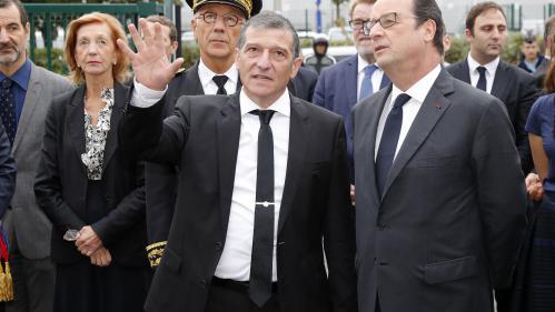 Dammartin-en-Goële : l'hommage de François Hollande