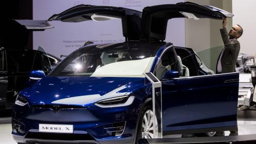 Mondial de l'automobile : plus d'un million de visiteurs attendus