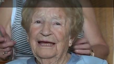 Aimée Lebeau, ancienne résistante : rencontre avec une femme hors du commun