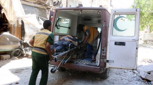 """Frappes contre des hôpitaux en Syrie : """"Les médecins ne sont ni des terroristes, ni des combattants"""""""