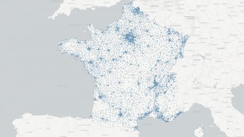 CARTE. Primaire à droite : où sont situés les 10 228 bureaux de vote ?