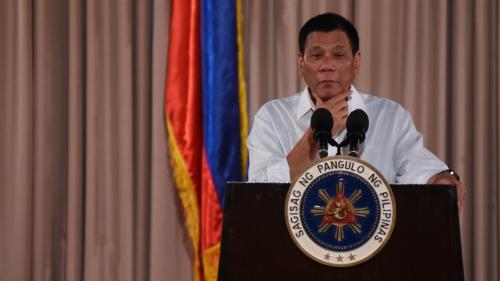 Philippines: le président Duterte se compare à Adolf Hitler