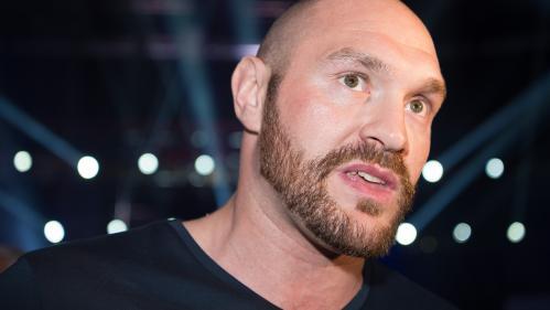 Boxe : Tyson Fury, le champion du monde des poids lourds, contrôlé positif à la cocaïne