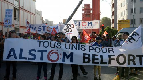 Alstom : l'Etat doit-il vraiment sauver le site de Belfort ?