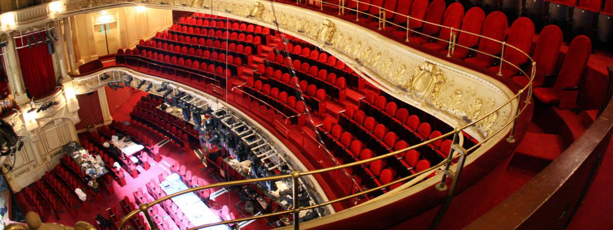 Ville De Paris Theatre