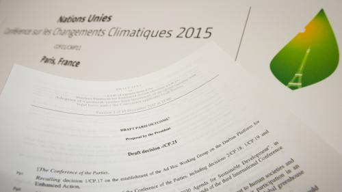 COP21 : François Hollande salue la ratification par l'Inde de l'accord sur le climat