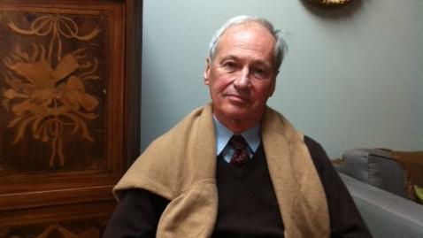 Eric Deschodt, écrivain.