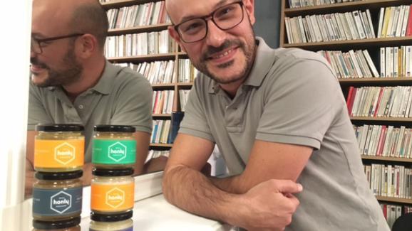 Alain Coutant, caviste de miels
