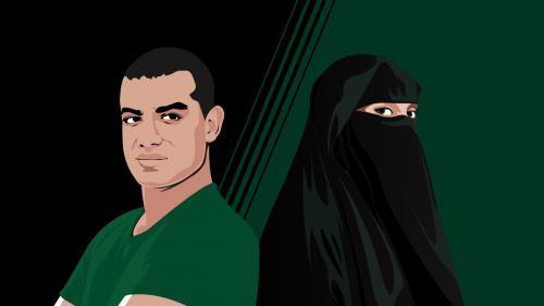 RECIT FRANCEINFO. Leurs frères, leurs sœurs sont partis faire le jihad en Syrie : ils racontent comment leur vie a changé
