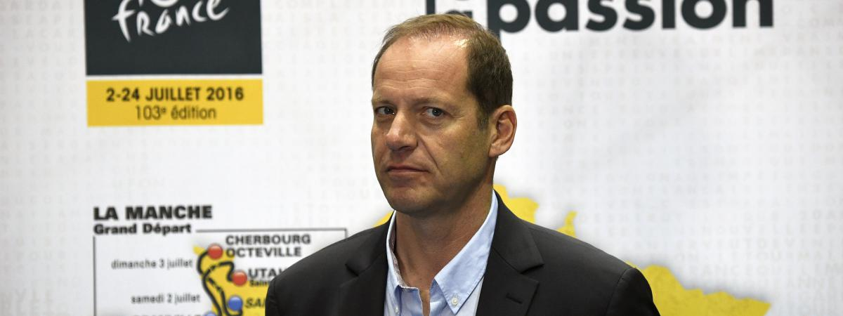 christian prudhomme directeur du tour de france 2017 jamais plus de deux tapes cons cutives. Black Bedroom Furniture Sets. Home Design Ideas
