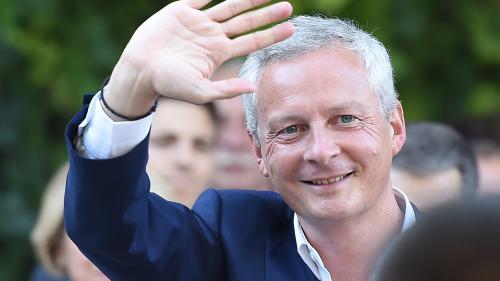 """DIRECT. Regardez et commentez """"L'Emission politique"""" sur France 2 avec Bruno Le Maire"""