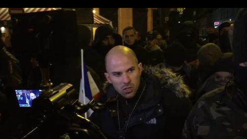 Manifestation des policiers : qui est Rodolphe Schwartz ?