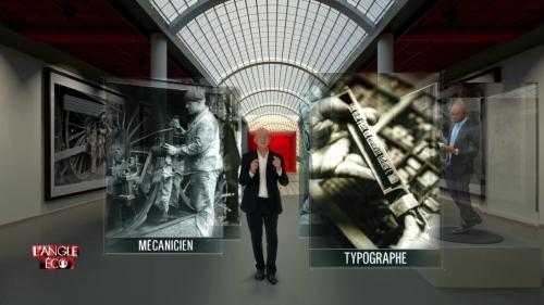 """VIDEO. """"L'Angle éco"""". Travail : le musée des métiers..."""