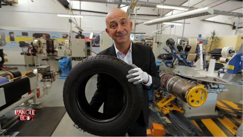 """VIDEO. """"L'Angle éco"""". Travail : l'Ecole du pneu de Michelin"""