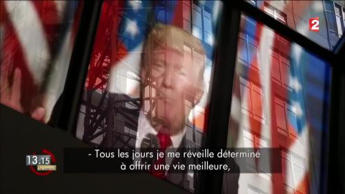 """VIDEO. """"13h15"""". Pourquoi une famille franco-américaine de New York votera Donald Trump et pas Hillary Clinton"""