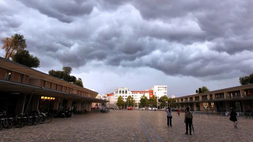 Le département de l'Hérault placé en vigilance orange aux orages et inondations