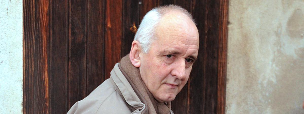 Dany Leprince, ci-contre le 19 octobre 2012, après sa libération conditionnelle.