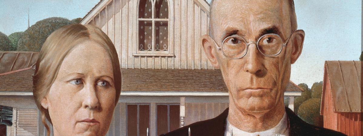 Edward Hopper, Grant Wood... Ils ont peint l'Amérique des années 30