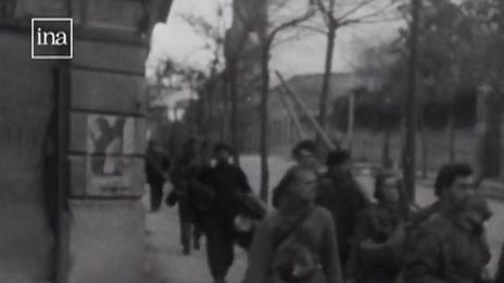 Espagne : les brigades internationales venues combattre Franco