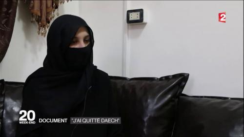 """TEMOIGNAGE FRANCE 2. """"J'ai quitté Daech"""" : une Française raconte son année passée à Raqqa, le fief de l'Etat islamique en Syrie"""