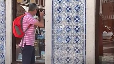 Portugal : les azulejos, objets de vols et de trafics