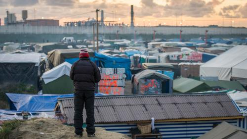 "Démantèlement de la ""Jungle"" de Calais : il y a ""un risque certain de violences"" selon l'association l'Auberge des migrants"