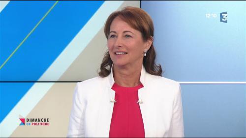 Invité du magazine Dimanche en politique : Ségolène Royal