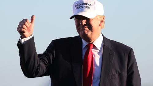 """Présidentielle américaine : le """"New York Times"""" publie la (longue) liste des personnes insultées par Donald Trump"""