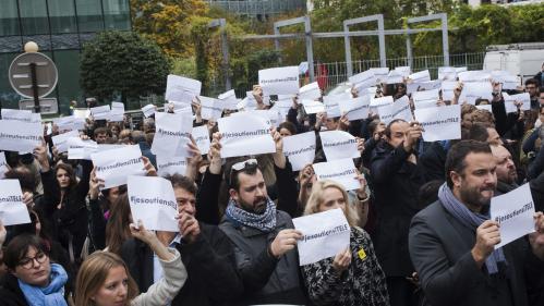 Crise à i-Télé : quatre moments marquants en une semaine de grève