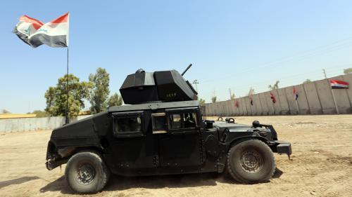 VIDEO. Irak : près de Mossoul, en immersion avec les forces spéciales