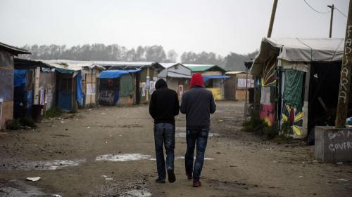 """A Calais, dans la """"jungle"""", Ahmed, Sahar et tant d'autres n'ont """"pas envie de partir si près du but"""""""