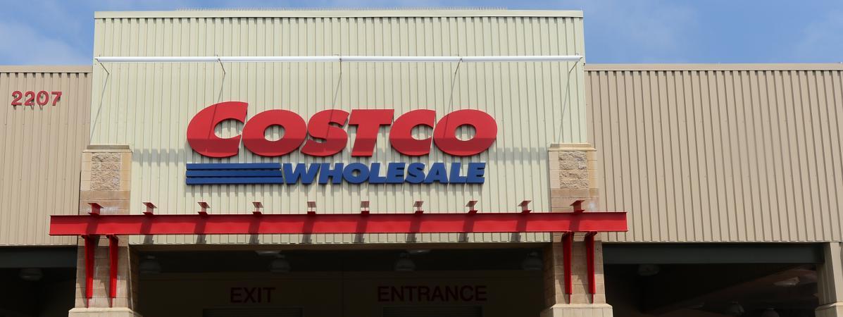 389fca4a1 Le géant américain de la distribution Costco installe son premier ...