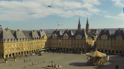 Une place, une histoire : la place Ducale de Charleville-Mézières