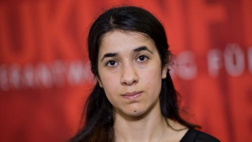 """Le prix Sakharov """"pour la liberté de l'esprit"""" décerné à deux femmes yézidies rescapées du groupe Etat islamique"""