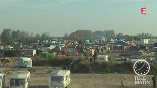 Jungle de Calais : quel avenir pour le site ?