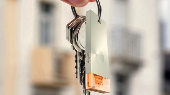 Le pitch start up des porte clefs connect s sign s - Porte clef pour ne pas perdre ses clefs ...