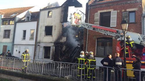 Amiens : quatre personnes décédées dans l'incendie de leur maison
