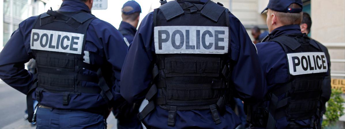 quelle est la diff u00e9rence entre un policier fran u00e7ais  un policier australien et un policier