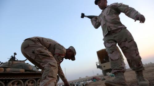 États-Unis : l'armée bombarde une île entière en Irak