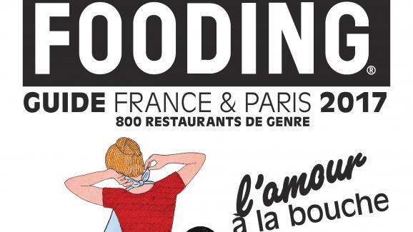 Le nouveau guide Fooding 2017