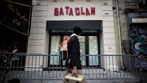 VIDEO. Deux ans après les attentats, des rescapées du 13-Novembre reviennent au Bataclan