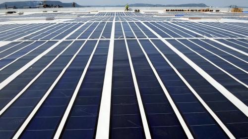 Intermarché ou IKEA séduits par l'énergie solaire