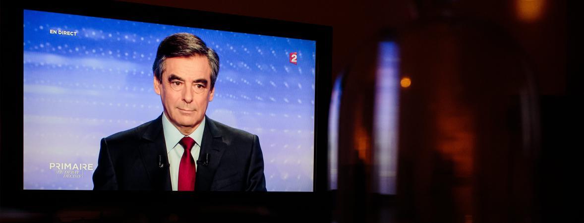 sondage francois fillon