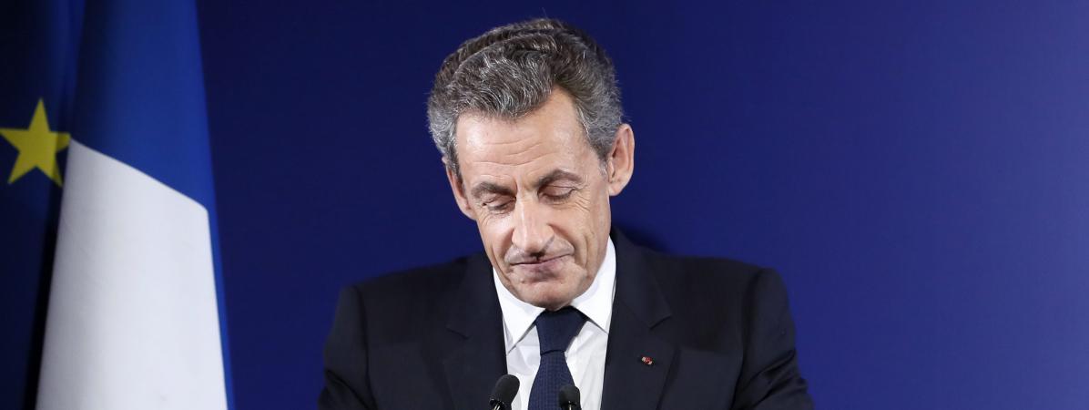 Primaire A Droite Comment Expliquer Le Naufrage De Nicolas Sarkozy
